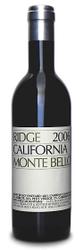 Ridge Monte Bello 2009  - meia gfa.