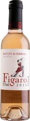 Figaro Rosé 2014  - meia gfa.