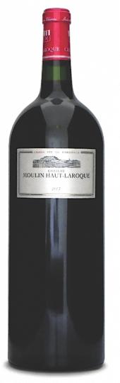 Château Moulin Haut Laroque 2007 - Magnum