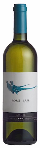 Rossj-Bass Langhe Chardonnay/Sauvignon Blanc 2011