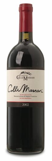 Colle Massari Montecucco Rosso Riserva 2010