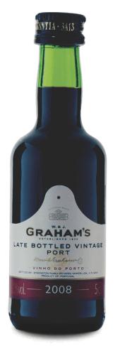Graham's LBV 2008  - 50 ml.