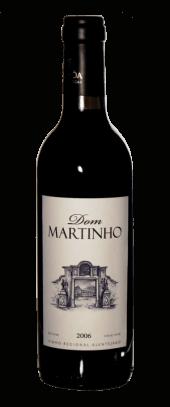 Dom Martinho tinto 2011  - meia gfa.