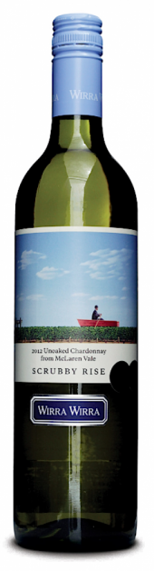 Scrubby Rise Unoaked Chardonnay 2014
