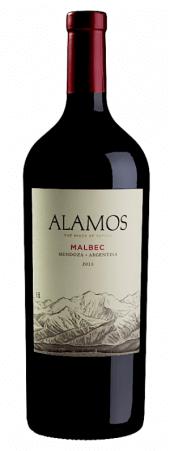 Alamos Malbec 2015  - Magnum