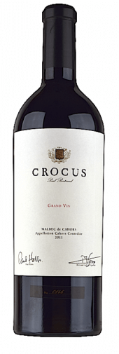Crocus Grand Vin 2011