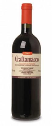 Grattamacco Bolgheri Superiore Rosso 2012