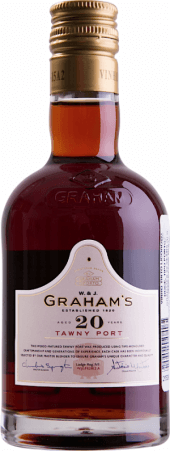 Graham's 20 years old tawny - 200 ml