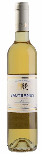 Sauternes 2015  - 500 ml