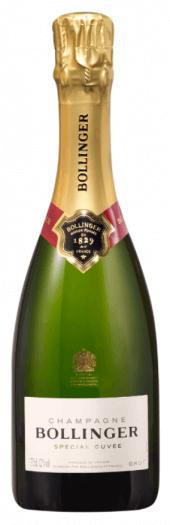 Champagne Bollinger Special Cuvée NM  - meia gfa.
